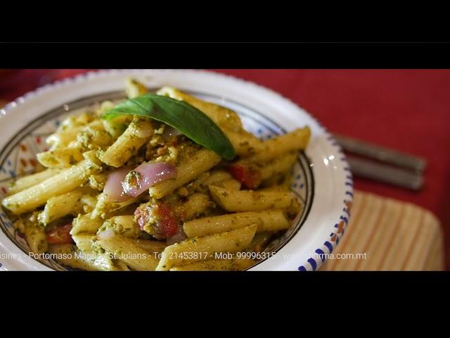 Agghiata Trapanisa - Sharma Ethnic Cuisines