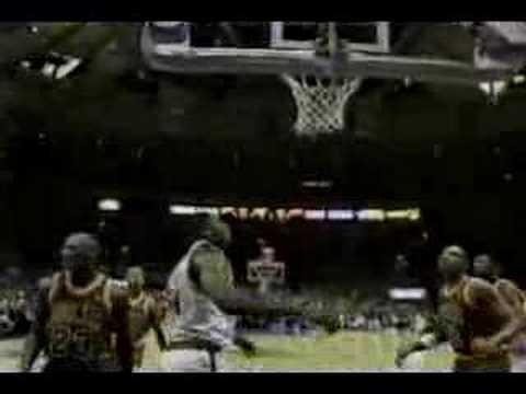 1992 Christmas Day NBA on NBC - Knicks vs. Bulls