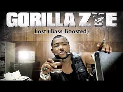 Gorilla Zoe ft Lil Wayne  Lost Bass Boosted