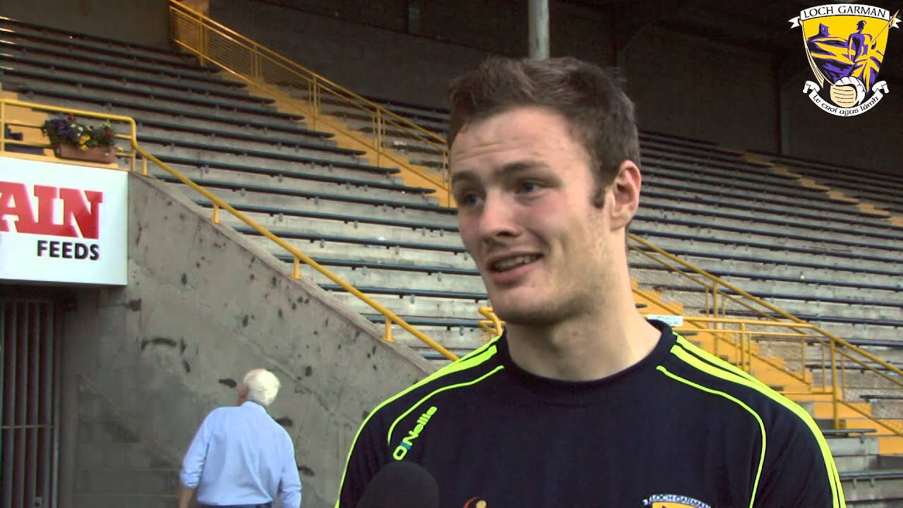 interview wexford captain matthew o hanlon interview wexford captain matthew o hanlon