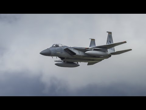 F15s in the