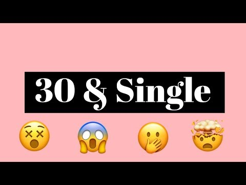 single 30 dating