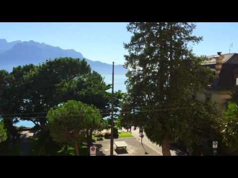 Grand Hotel Suisse Majestic. Montreux. Switzerland