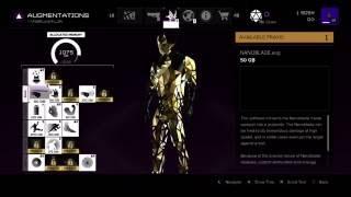 Deus Ex: Mankind Divided Breach Exp/Praxis Farm