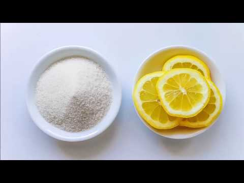 Ritual of love with LEMONS and SUGAR