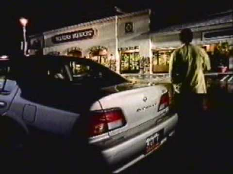 1997 Nissan Maxima Commercial  Strangers in the Night