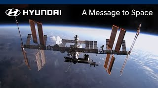 Hyundai : A Message to Space thumbnail