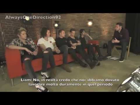 One Direction || FOUR HANGOUT, PART 1 - SUB ITA