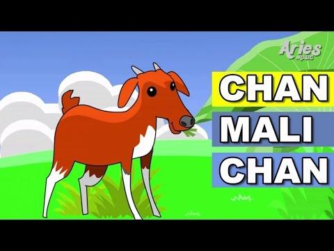 Lagu Kanak Kanak Alif & Mimi - Chan Mali Chan (Animasi 2D)