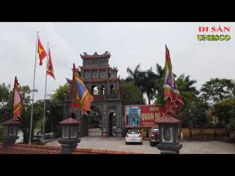 Đền Quan Đệ Tứ Khâm Sai   Đạo Thờ Tổ Tiên Dân Tộc Việt   Ký Sự UNESCO