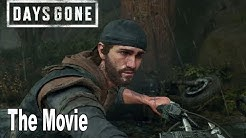 Days Gone - The Movie All Cutscenes *Spoilers* [HD 1080P]