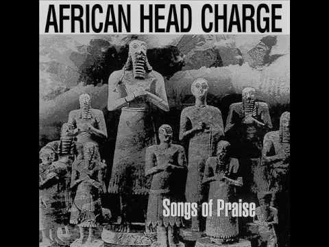 African Head Charge   -    healing father   1990
