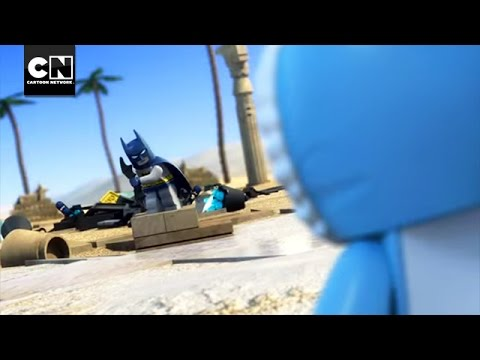 LEGO DC Comics: Batman Be-Leaguered I Cartoon Network
