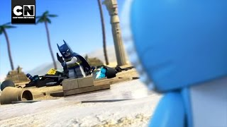 LEGO DC Comics: Batman Werden-Leaguered ich Cartoon Network