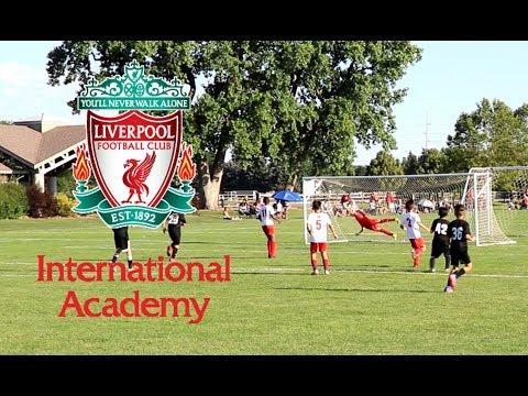 Liverpool International Academy U12 Highlights