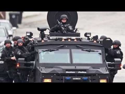 Trump Is Re-Militarizing The Police