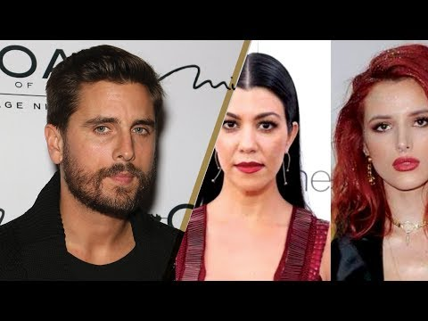 Scott Disick Trying to Win Back Kourtney Kardashian AND Bella Thorne!?
