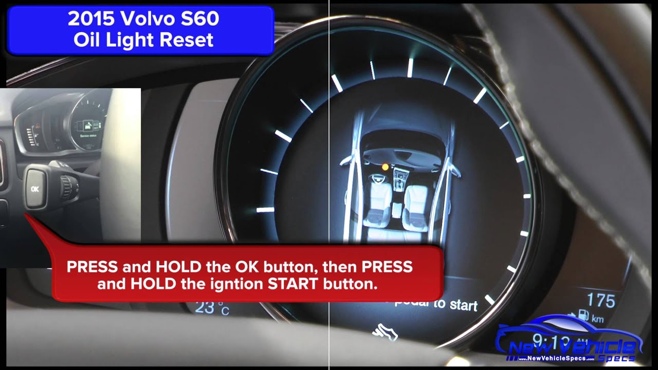 Volvo S60: Checking and adding oil