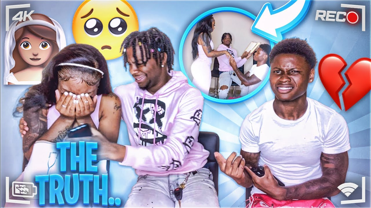 THE TRUTH 💔..... AM I DATING AVERYB?👀 (Q&A)