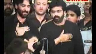 Ali Shanawar Live - Aun-o-Muhammad Mere