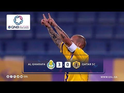 Al Gharafa 3 - 0 Qatar SC | Week 22