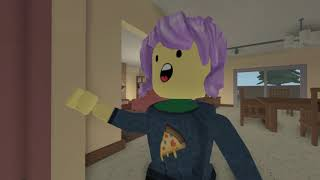 Roblox Animatic - When someone gave out their leftovers on Halloween