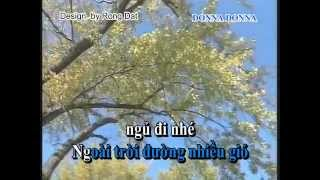 Donna Donna (Lời: Trần Tiến) - Karaoke
