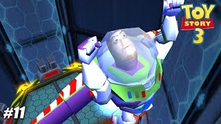 Toy Story 3: The Video Game - PSP Playthrough Gameplay 1080p (PPSSPP) PART 11