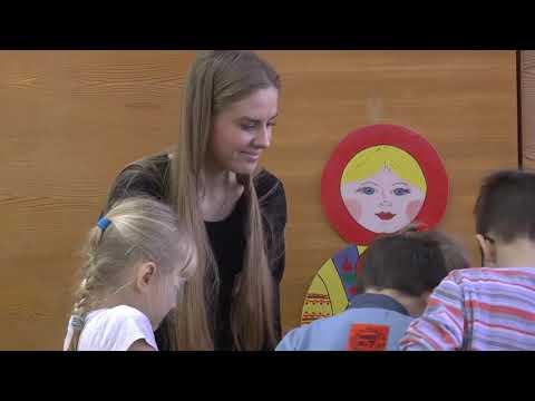 Занятие в подготовительной группе, воспитатель Коровичева Надежда Сергеевна