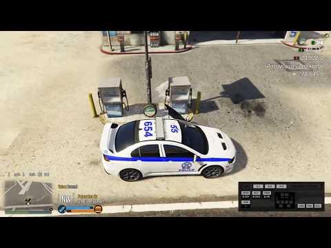 GTA V RP SERVER HELLENIC EMERGENCY RESPONCE TEAM #67