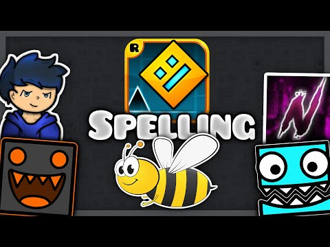 GEOMETRY DASH DISCORD Spelling Bee Ft. GD Colon, Sdslayer100, NSwish & More!