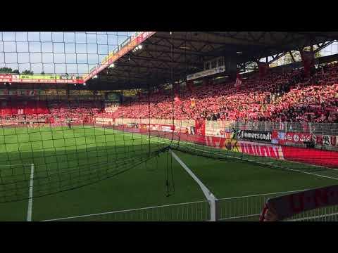 Eisern Union - Hymne von Union Berlin LIVE Alte Försterei 04.11.2017