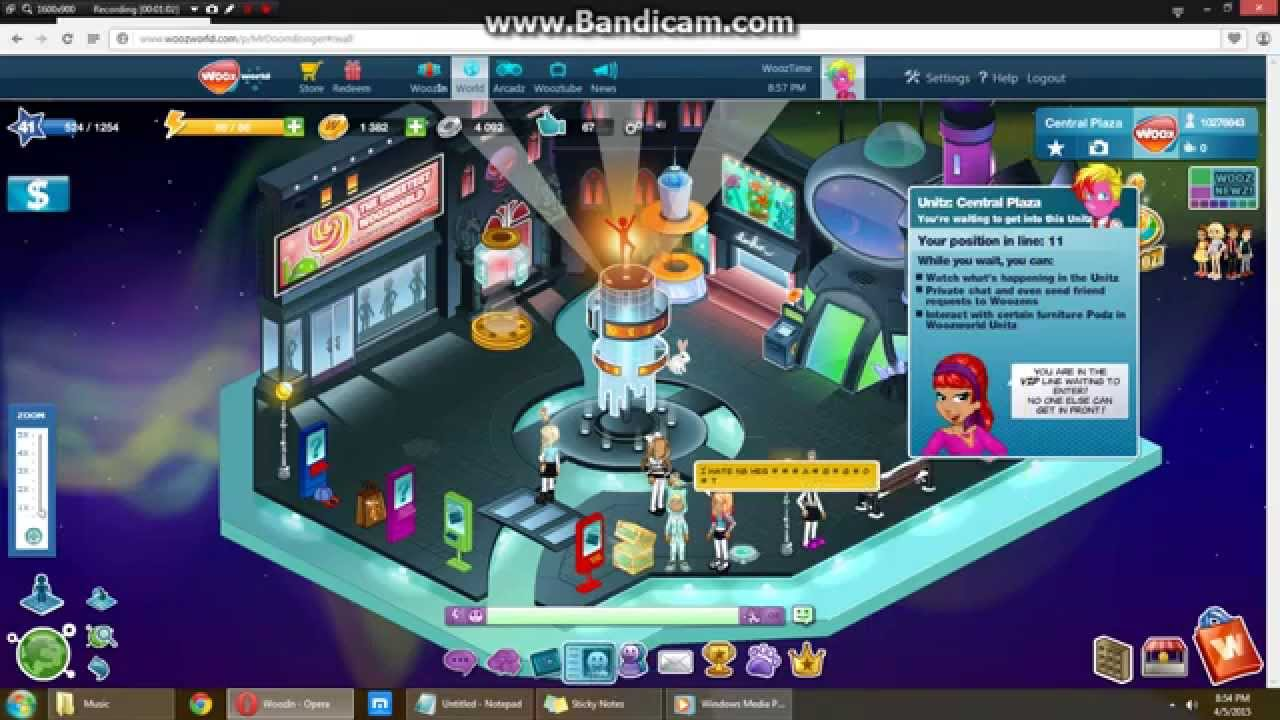 woozworld how to get free clothes