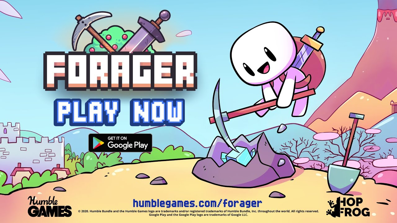 Forager | Android Launch