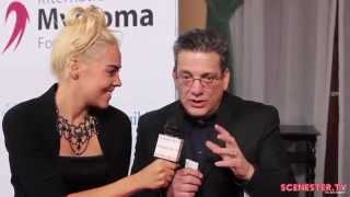 Comedian & Actor ANDY KINDLER Fun Interview at International Myeloma Foundation Comedy Celebration