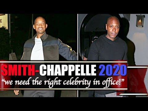 EXCLUSIVE  Kanye West Gets DISSED By Will Smith And Dave Chappelle