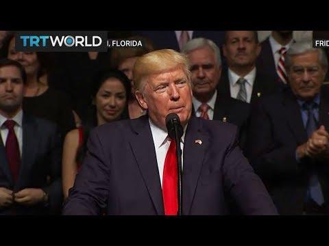 Cuba slams Trump