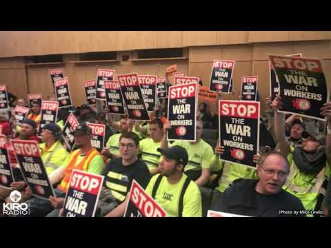 Tensions rise during Seattle City Council meeting on employee head tax