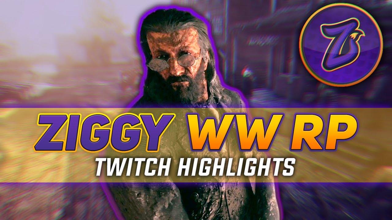 Ziggy | Wild West RP | Twitch Highlights #1