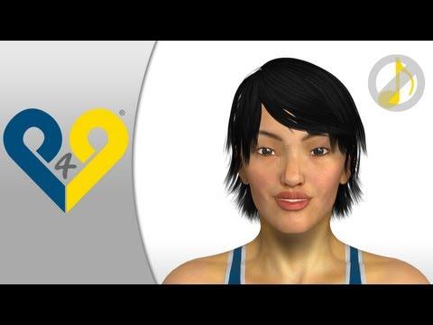Abdominales en 8 minutos nivel 1 para mujeres