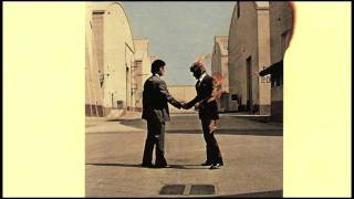 Wish You Were Here REMASTERED - Pink Floyd with lyrics WIDESCREEN HD
