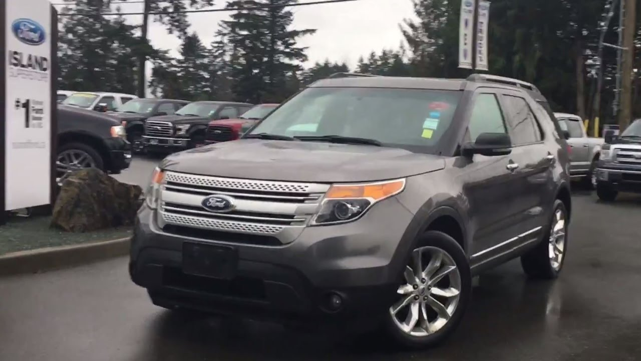 2011 ford explorer xlt twin panel moonroof review island ford