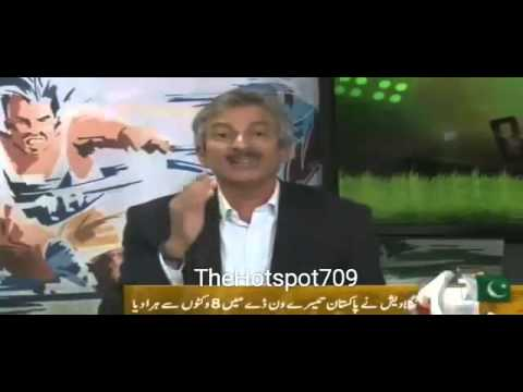 Shoaib Akhtar Reaction after Bangladesh Humiliate Pakistan with 3 -0 white wash