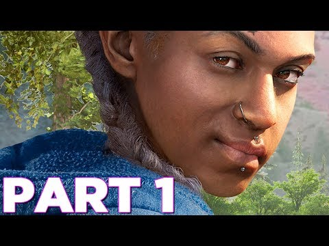 FAR CRY NEW DAWN Walkthrough Gameplay Part 1 - INTRO (PS4 Pro)