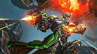 Transformers: Top 10 Sharpshooters/Gun Users (Movie Rankings) 2019