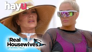 Lisa Thought Erika's Condolence Card Wasn't Enough   Season 9   Real Housewives Of Beverly Hills