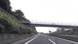 [drive japan]中央自動車道 三鷹料金所-大月IC(Chuo Expressway Mitaka-Otsuki)