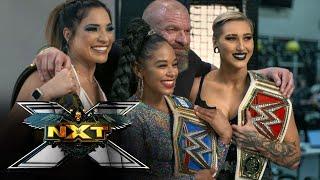 Belair, Ripley & Gonzalez reflect on special week: WWE Network Exclusive, April 13, 2021