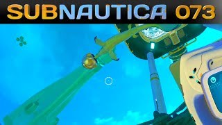🌊 SUBNAUTICA [073] [Stalker klaut die Kamera] Let's Play Gameplay Deutsch German thumbnail