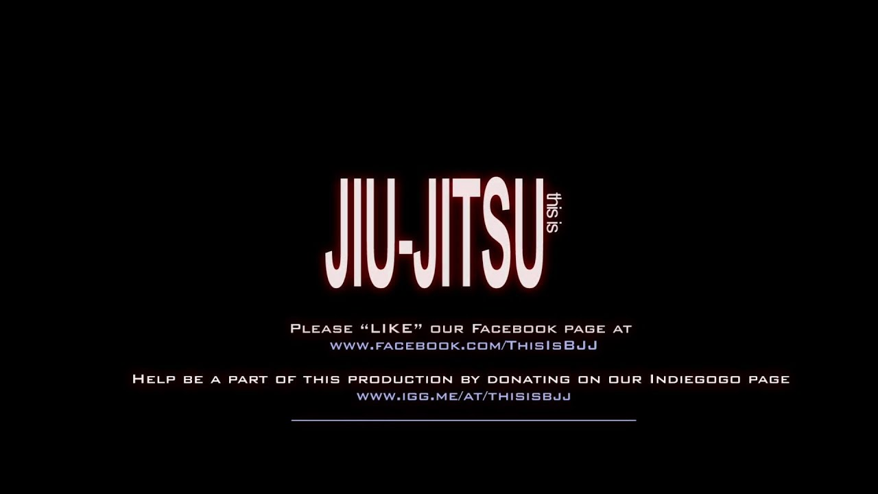 Please Donate Quot This Is Jiu Jitsu Quot Fundraiser Promo